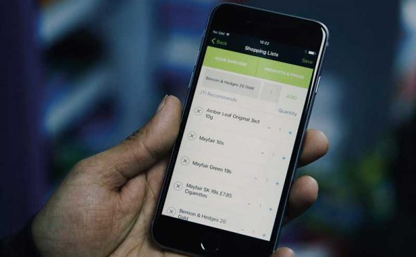 Advance moves onto smart phones