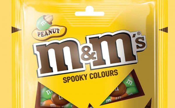 Spooky nuts are back
