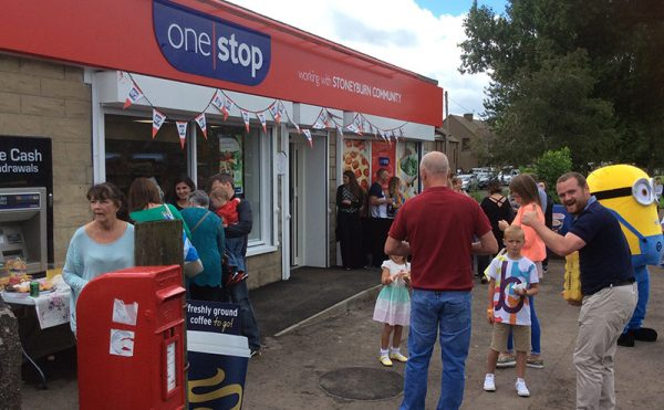 Party time for new One Stop