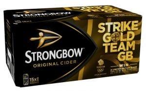 Strongbow-olympics
