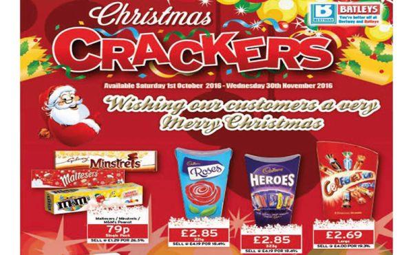 Wholesaler in festive launch