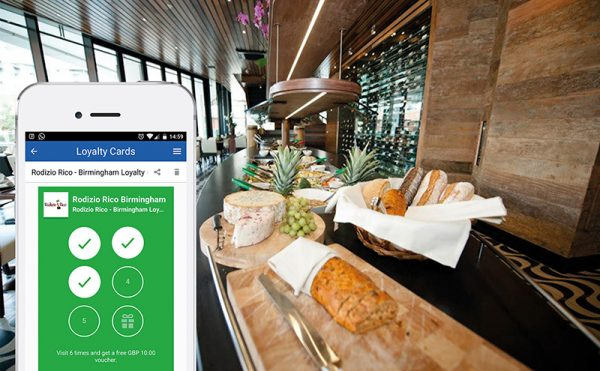Smart app adds touch of loyalty