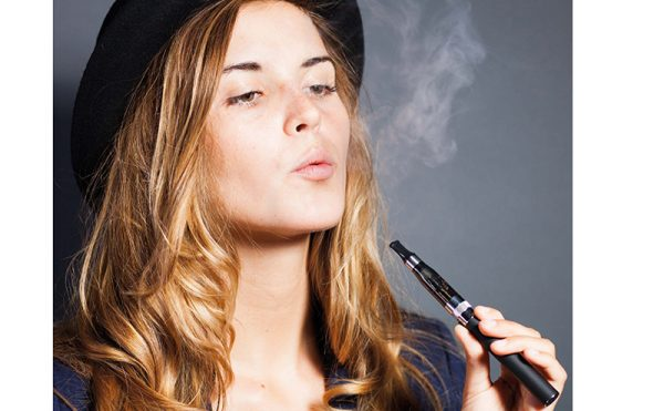 E-cigs help quitters