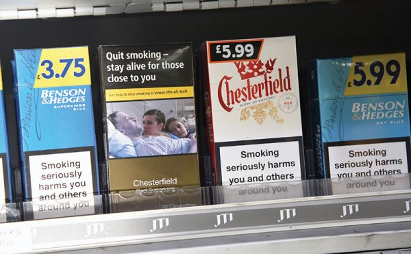 Retailers' own mind on ASH campaign