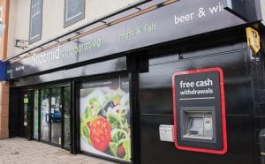 Opening of upgraded store in Strathaven