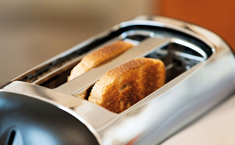 Kingsmill Toasties, below, bringing sometihing new to the nation's toasters.