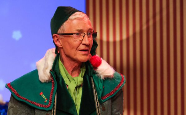 Paul O'Grady tackles the '12 Stinks' of Christmas