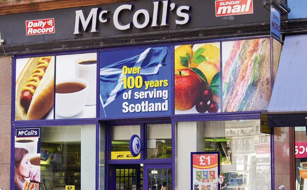 Nisa to service more McColl's