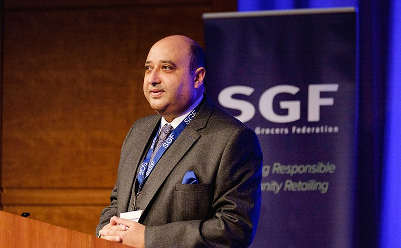 Research backs wider SGF role