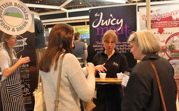 Speciality showcases new food firms
