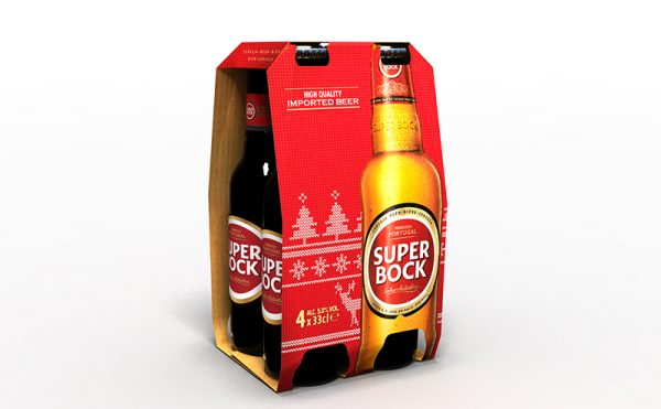 Festive look for Super Bock