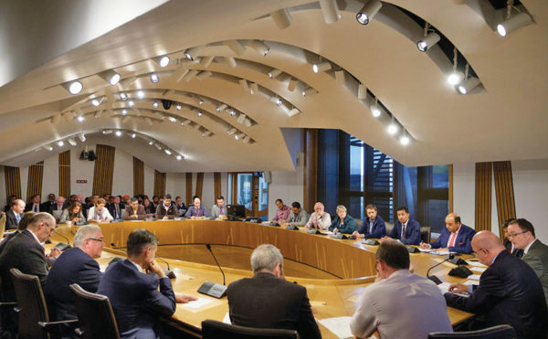 Cross Party Group piles on the pressure