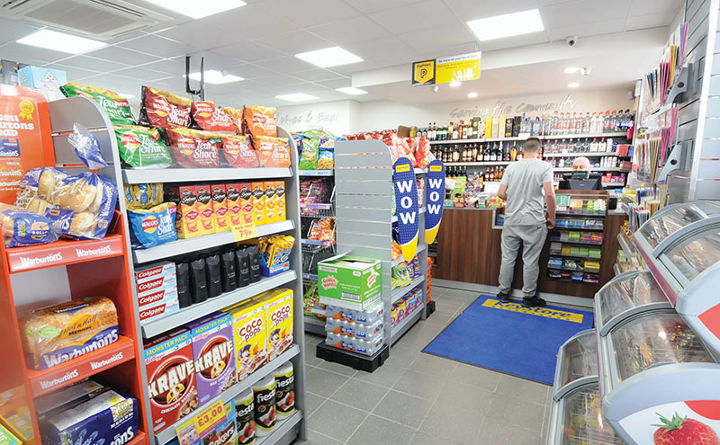 Pick Your Partner Scottish Grocer Convenience Retailer