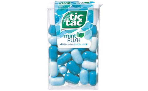 Tactics for selling Tic Tacs
