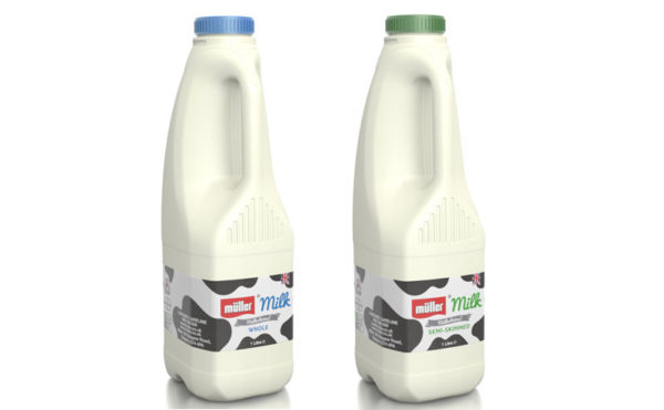 Dairy farmers' price rise