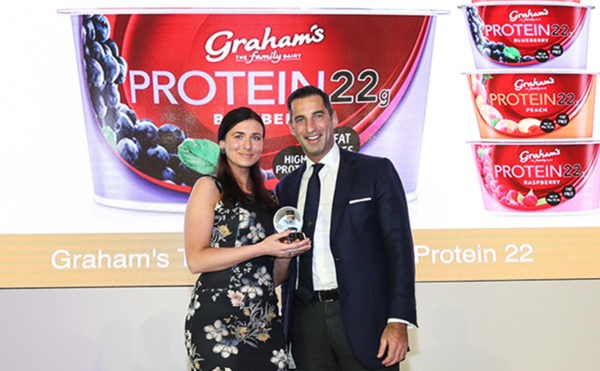 Scottish dairy does the business in Dubai