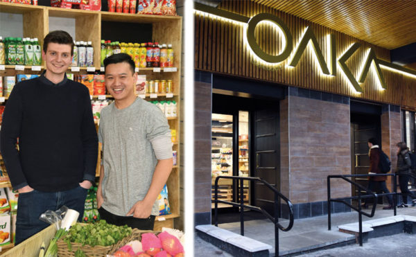 At home in the heart of the city – Oaka Supercity
