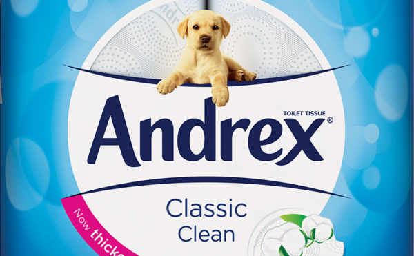 Andrex tastes success