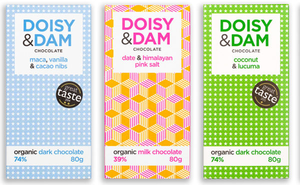 Indie chocolate brand lands Sainsbury's deal