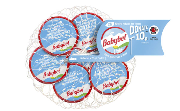 Raise more than a smile with Mini Babybel