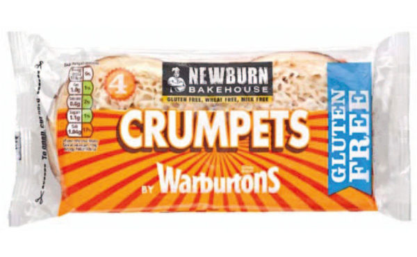 Free crumpet launch
