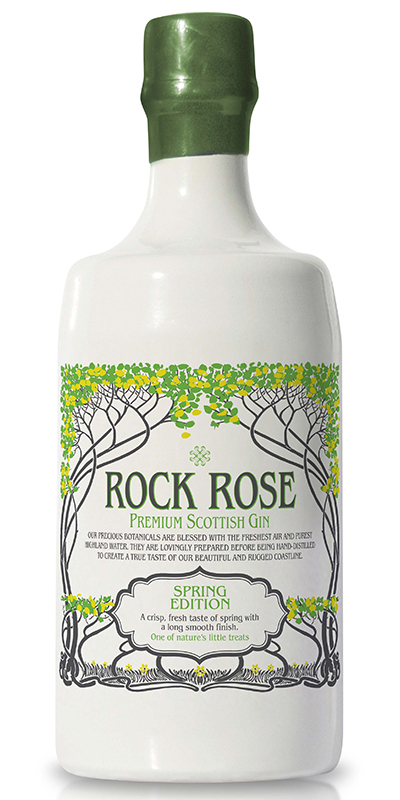 Rock Rose Spring Edition 2016: The limited release was a sell out.