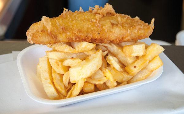 Scottish food is under fire