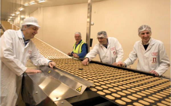 Oatcake firm opens free-from factory