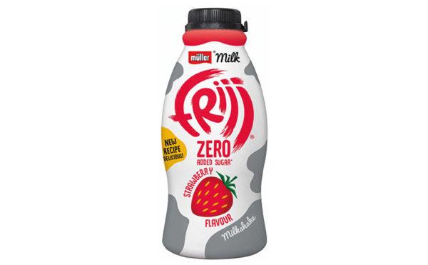 Milk and no sugar