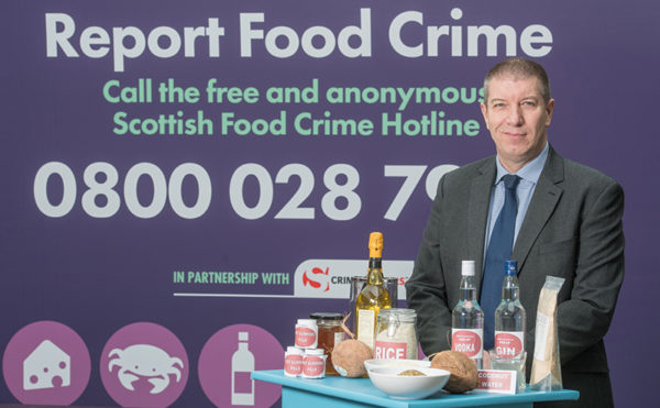 Roadshow aims to highlight food crime