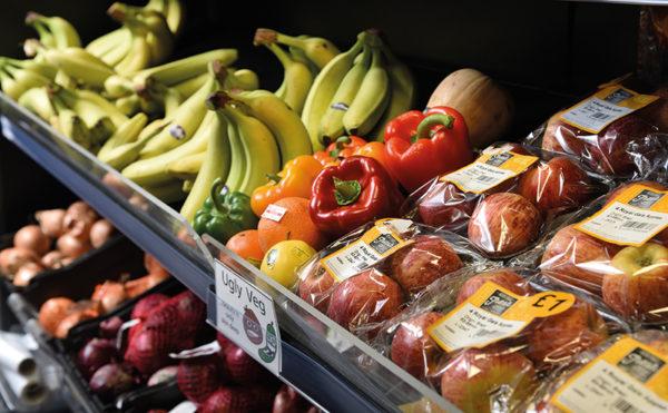 Food sales continue to climb
