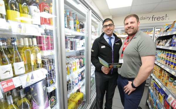 Category management: Diageo Linktown Local Premier Store