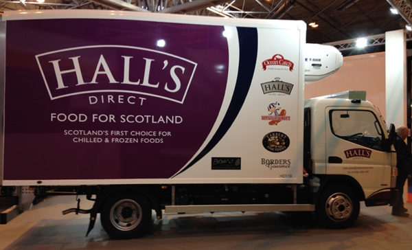 Lomond snaps up Hall's Direct