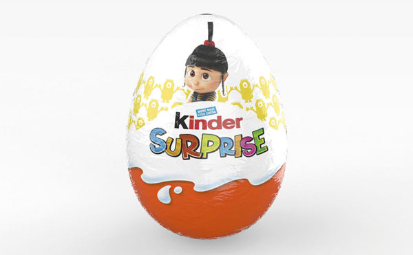 Despicable new eggs