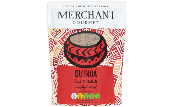 Healthy demand for quinoa