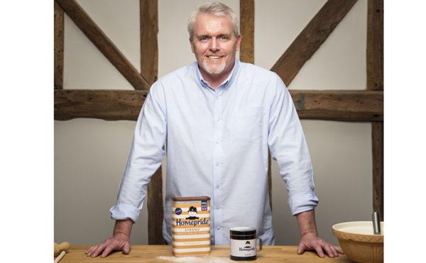 Bake Off star backs new Homepride flour
