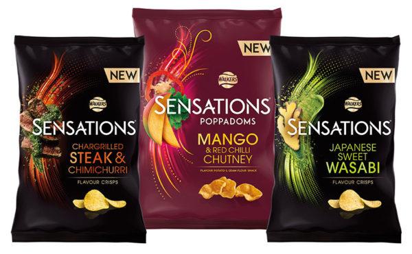 Sensational new flavours