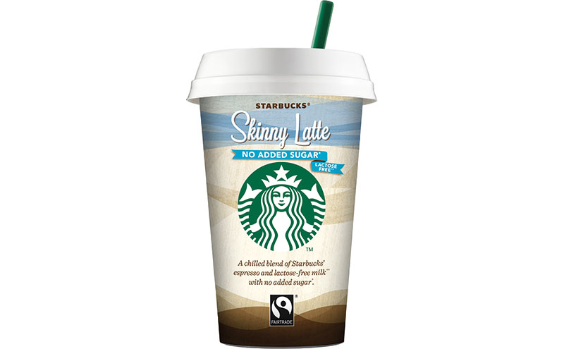 Starbucks Skinny Latte 1 Calories In  Cup Of Coffee With Cream And Sugar
