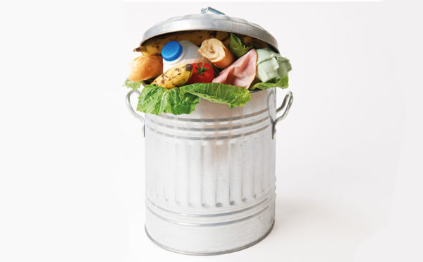 Seeking food waste help through tech