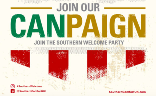 Southern Comfort hits the road
