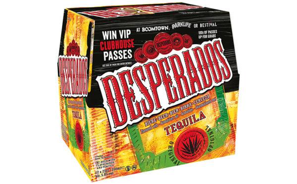 A spirited beer promotion