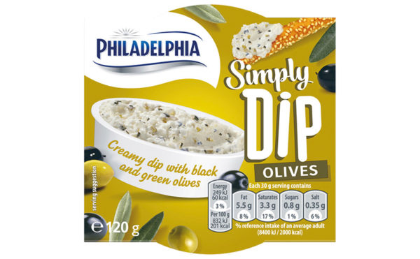 It's hip to dip