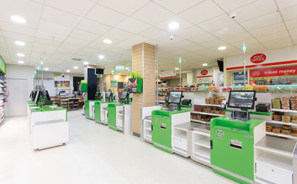 Self service is made for forecourts