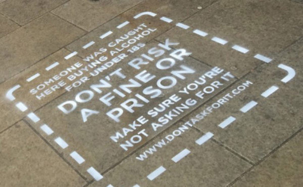 'You're asking for it' campaign heads to North Lanarkshire
