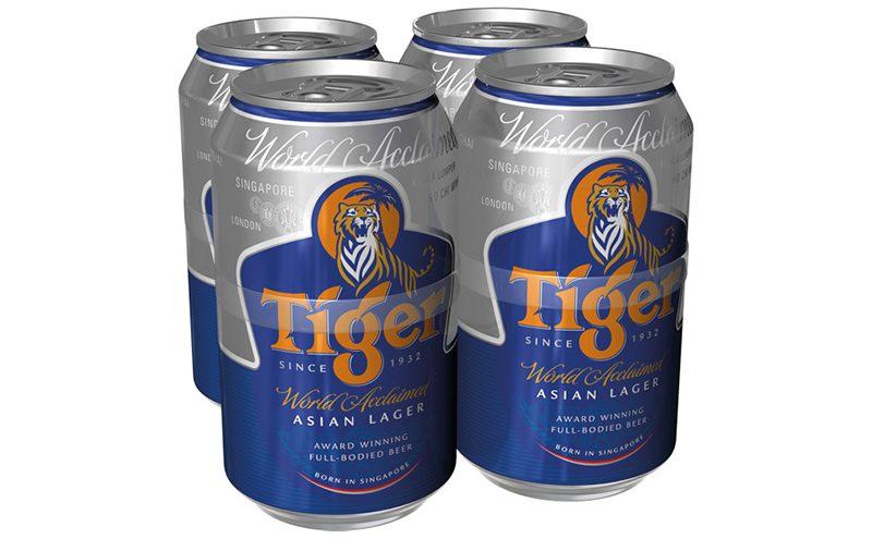 Tiger 4x330ml