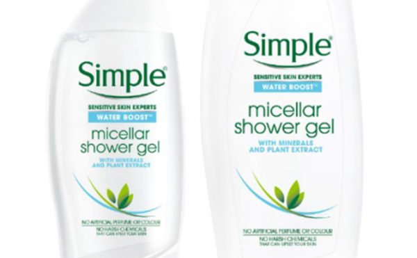 Simple adds Micellar to the mix