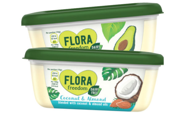 Spread out with dairy-free flavour