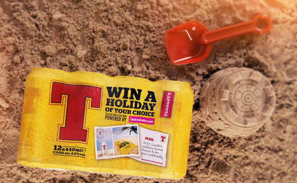 Win a holiday with Tennent's lager