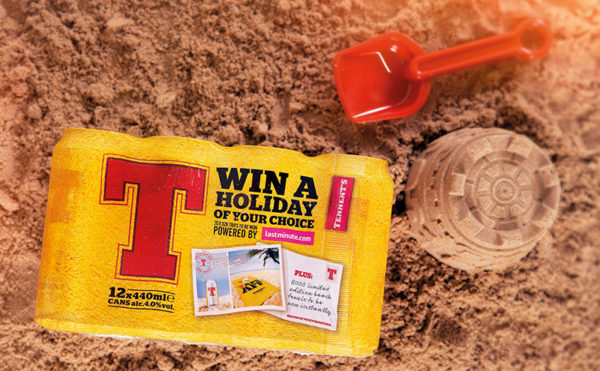 Win a holiday with Tennent's