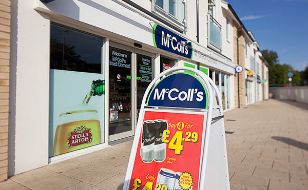 Results look strong for McColl's